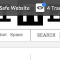 写真: Opera拡張「Avira Browser Safety」:サイトの安全性とトラッキングの有無を表示 - 1