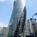 写真: 名古屋モード学園スパイラルタワーズ!