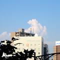 写真: 夏らしい入道雲 - 1