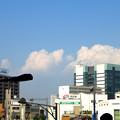 写真: 夏らしい入道雲 - 2