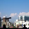 一宮七夕まつり 2014 No - 184:iビル2階からの景色