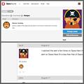 写真: Opera公式フォーラムに書き込みしてたら、「Server monkey」と言う謎のバッヂが… - 3