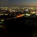写真: スカイワードあさひ No - 114:展望室からの夜景