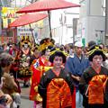 大須大道町人祭 2015 No - 12:花魁道中