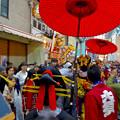 大須大道町人祭 2015 No - 16:花魁道中