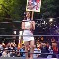 大須大道町人祭 2015 No - 70:「東海プロレス」のエキシビジョンマッチ(ラウンドガール)