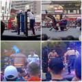 大須大道町人祭 2015 No - 156:「東海プロレス」のエキシビジョンマッチ