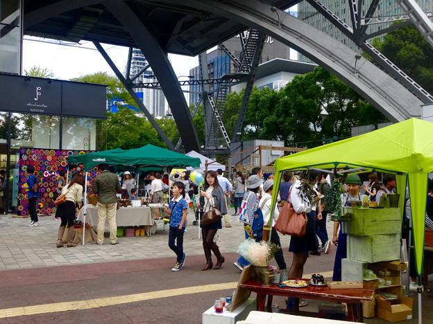 名古屋まつり 2015:ソーシャル・タワー・マーケット No - 2