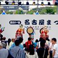 写真: 名古屋まつり 2015 久屋大通公園 No - 34:大勢の人で賑わう会場