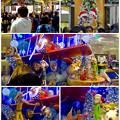 今年(2015年)のJR名古屋高島屋のクリスマス・デコレーション、映画『リトルプリンス 星の王子さまと私』とコラボ - 17