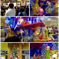今年(2015年)のJR名古屋高島屋のクリスマス・デコレーション、映画『リトルプリンス 星の王子さまと私』とコラボ - 18