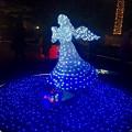 フラリエのクリスマスイルミネーション 2015「La Luce Blu」No - 12