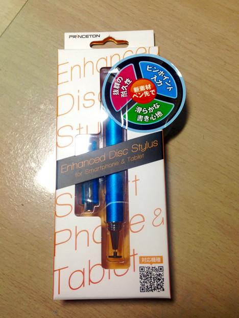 かなり書き心地が良かったタッチペン「PSA-TP6」 - 1
