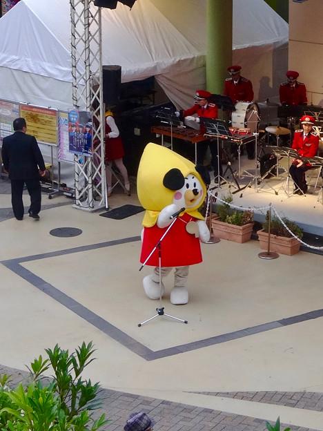 アスナル金山で「消防団PRイベント」 - 5:名古屋市の「防災・減災」啓発キャラクター「ジィジョ」