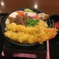 写真: 丸亀製麺:鍋焼きうどん - 5