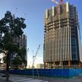 写真: ささしまライブ24:建設途中の複合施設「グローバルゲート」 - 1