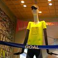 写真: ナナちゃん人形、昨日(3月12日)は「ウィメンズマラソン」仕様♪ - 2