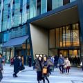Photos: オープンしたばかりの大名古屋ビルヂング - 5:大勢の人で賑わう1階入口