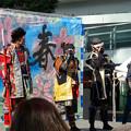 写真: オアシス21で名古屋城をPRするイベント「春なごや!城自慢フェスタ」 - 2(名古屋おもてなし武将隊)