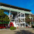 写真: 園内遊具でアクシデントが連発したため営業停止してた、東山動植物園「スカイビュートレイン」