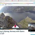 写真: Opera 37:動画のポップアップ表示機能を搭載 - 8(Vimeo)