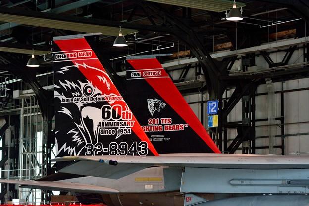 航空自衛隊 60周年記念特別塗装