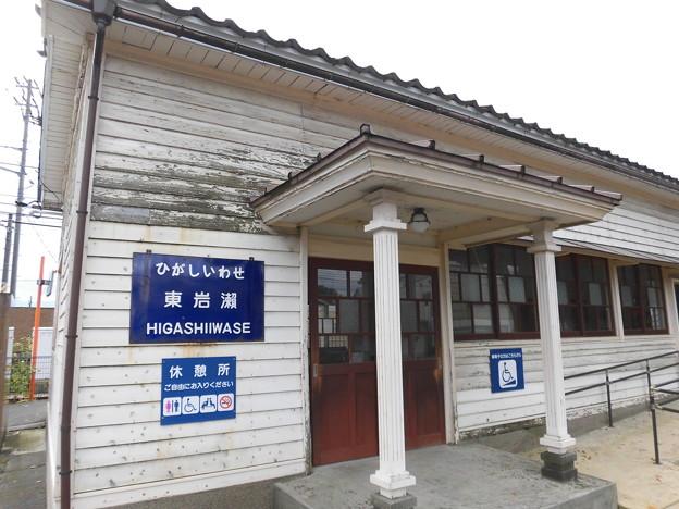 JR西日本 旧富山港線 東岩瀬駅