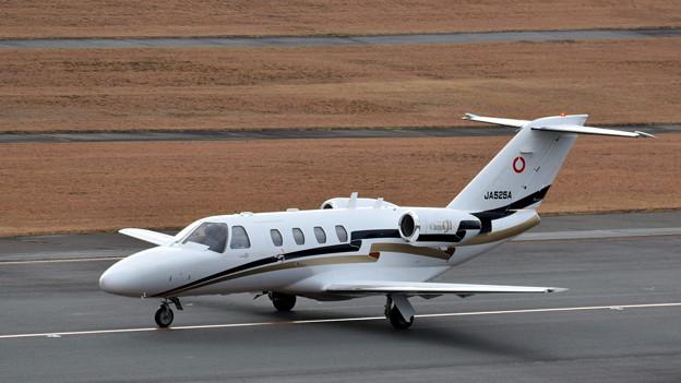 JA525A_コーナン商事_セスナ Citation JET-3