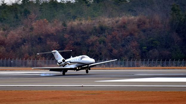 JA525A_コーナン商事_セスナ Citation JET-6