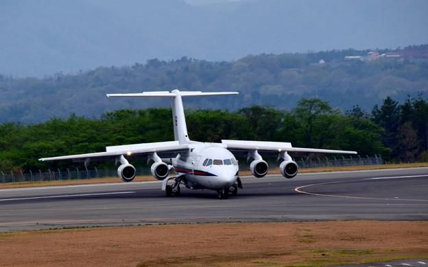 イギリス空軍 BAe-146 Avro RJ(ZE701)-4