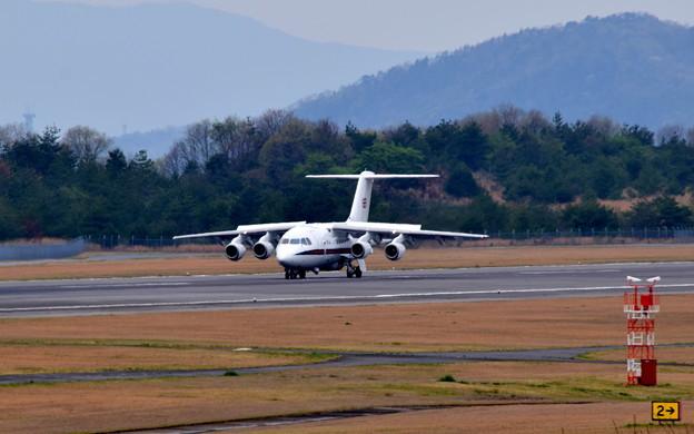 イギリス空軍 BAe-146 Avro RJ(ZE701)-1