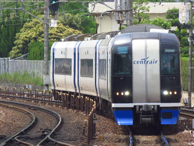 Photos: 名鉄2001F