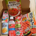 Photos: カゴメの優待商品