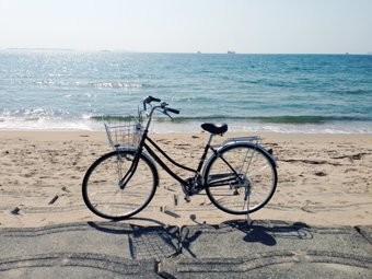 ママサイクリング