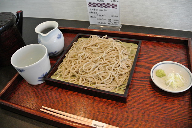 蕎麦きり吟 2014.07 (08)