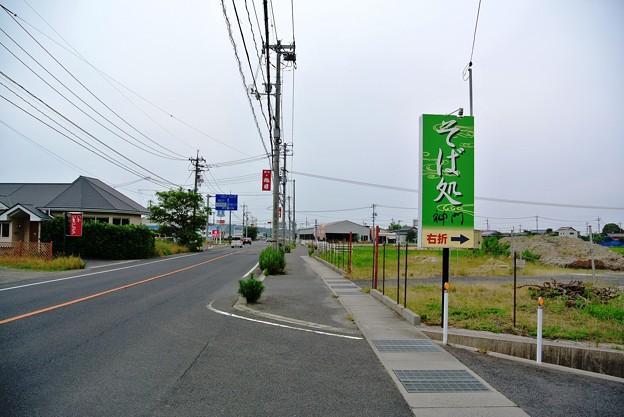 そば処神門 2014.06 (02)