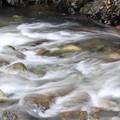 白骨温泉への道2