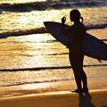 Photos: 湘南・鵠沼海岸のサーファー #湘南 #藤沢 #海 #波 #surfing #wave #mysky