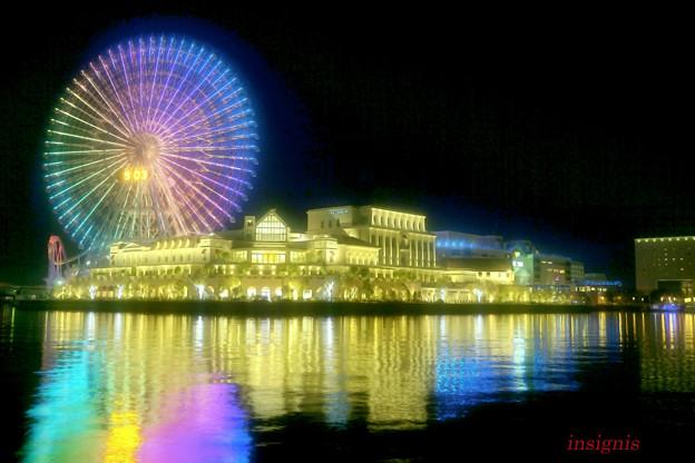 コスモクロック21 Rainbow.......