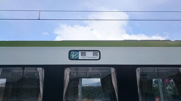 方向幕 (キハ110系 キハ110-223) [JR 余目駅]