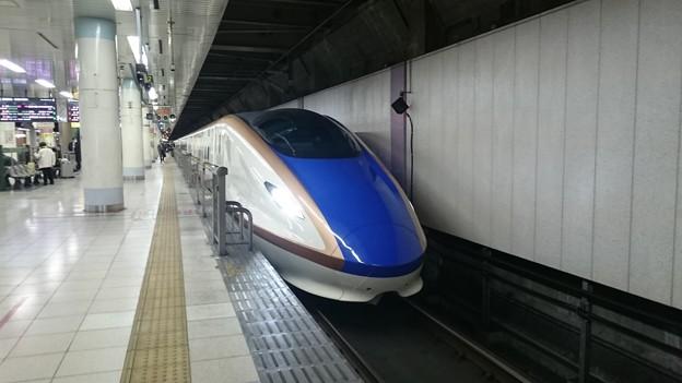W7系 [JR 上野駅]