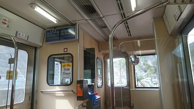 運転台など (36-700形 36-704) [三陸鉄道 北リアス線 普代-田野畑]