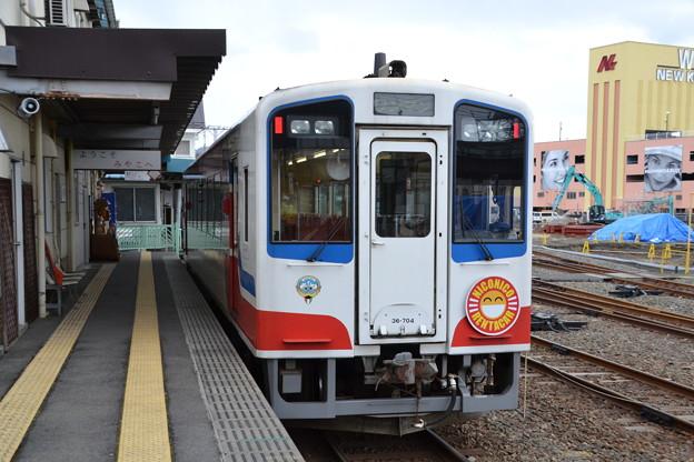 36-700形 36-704 [三陸鉄道 宮古駅]