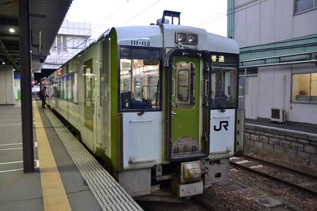 キハ111-112 [IGR 盛岡駅]