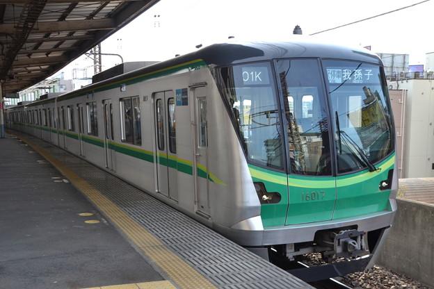 16000系 16117F [JR常磐線 亀有駅]