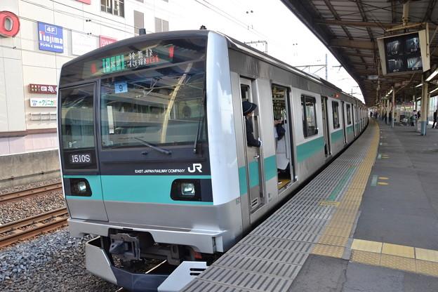 E233系2000番台 東マト9編成 [JR常磐線 亀有駅]