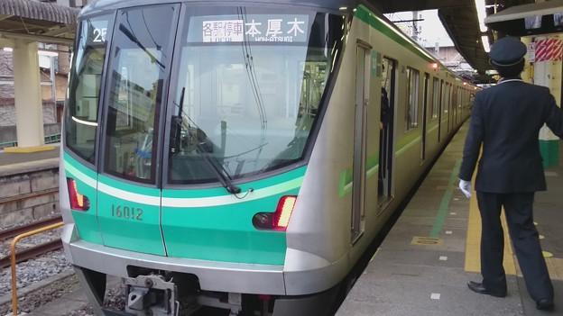 16000系 16112F [JR常磐線 松戸駅]
