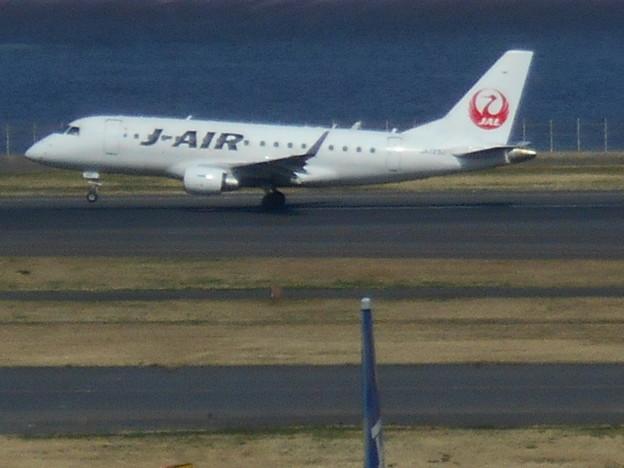 JAL小型機