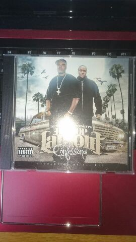 bishop lamont the confessional