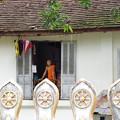 Photos: 若い僧侶